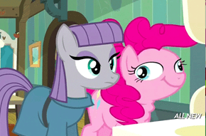 Derpy's Pinkie Pie Disguise