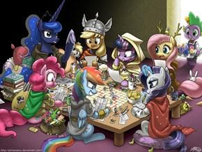 Dungeons & Ponies