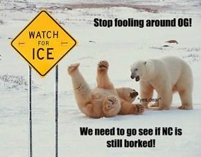 Stop fooling around OG!