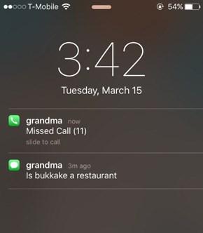 Do You Think She Googled It?