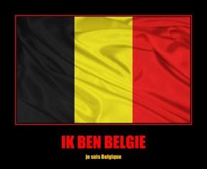 IK BEN BELGIE