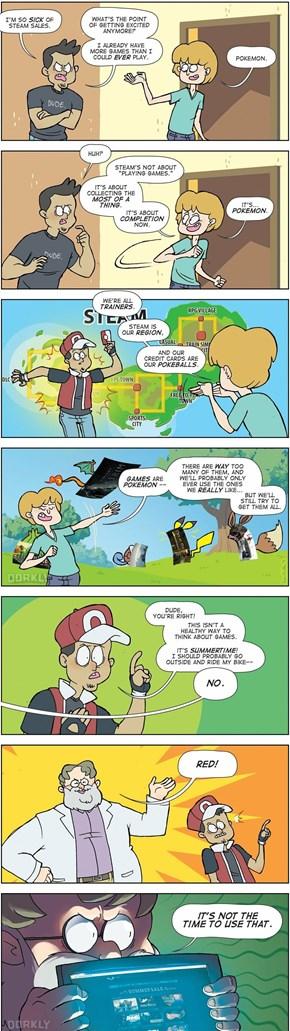 The True Purpose of Steam Sales