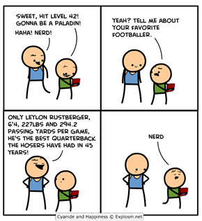 Cyanide and Hapiness: Something