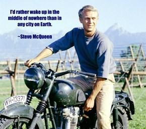 Remembering Steve McQueen-3/24/30~11/7/80