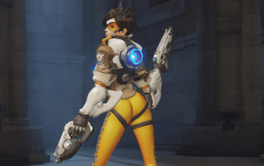 You Gotta Fight for Your Right..to Have Butts in Overwatch