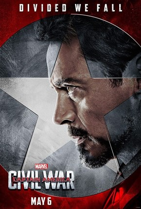 Ironman and Friends Now Have Their Own 'Captain America:Civil War' Posters