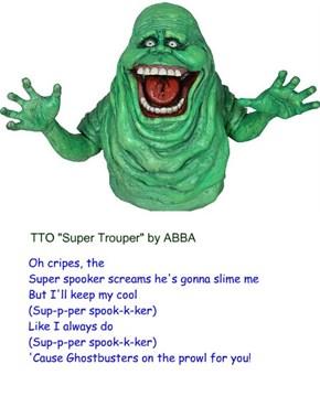 """""""Super Spooker"""" (TTO """"Super Trouper"""" by ABBA)"""