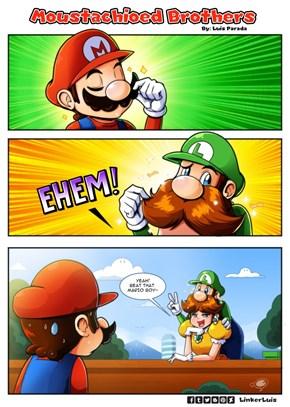 Luigi Has It Better