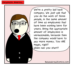 The Unrealistic Expectations of Corporate America