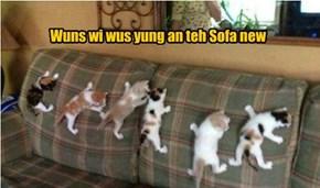Wuns wi wus yung