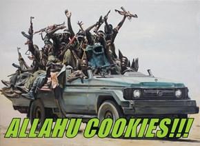 ALLAHU COOKIES!!!