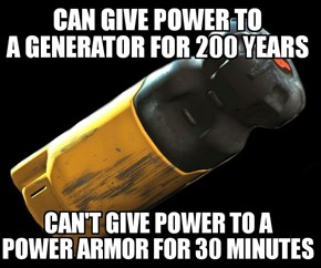 Fallout Logic Rage Mode Trigger, Right Here