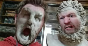 This Man Used Face Swap Technology to Make History Terrifying!