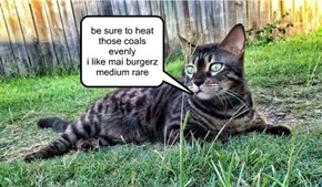 Neighborly Grilling Advice