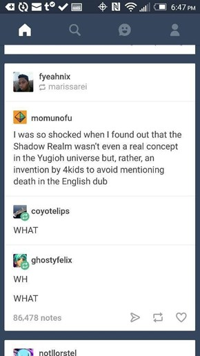 Everything You Know is a Lie!