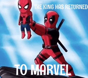 Thank the Heavens, Spidey Hath Returned to the MCU