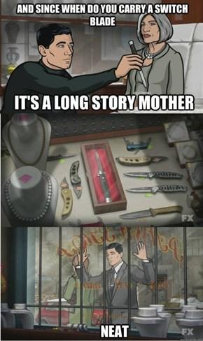 Archer's Take on a Long Story