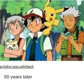 Brock Can Read?
