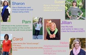 The Internet Is Asking, Which Suburban White Mom Are You?