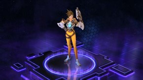 Nothing Like Some Great Heroes of the Storm 2D Sprites From Artist Daniel Oliver to Boost Your Day