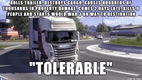 That Euro Truck Simulator 2 Logic