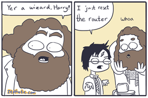 Calm Your Sh*t Hagrid, It's Chill