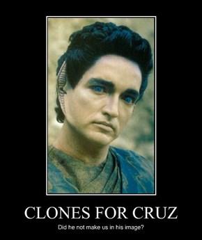CLONES FOR CRUZ
