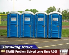 Breaking News - TRANS Problem Solved Long Time AGO!