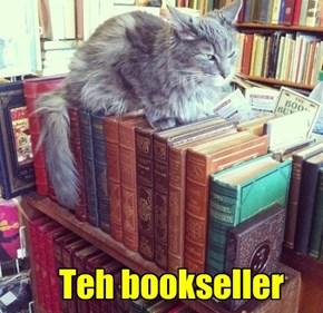 Teh bookseller