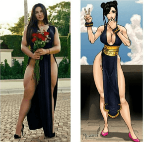 That Moment When You Realize You Are the Real Life Version of Chun-Li From Street Fighter V