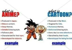 Spot-On Anime v Cartoons, or Nah?