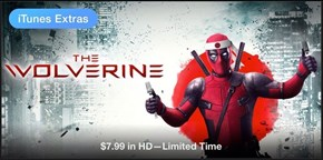 Deadpool Just Invaded a Ton of Other Movies' iTunes Ads