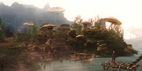 Morrowind Looks Like a Beautiful Spot to Visit This Summer