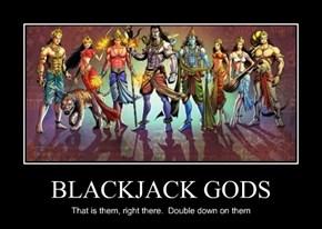 BLACKJACK GODS