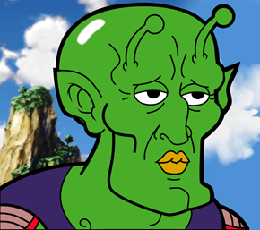 Handsome Piccolo