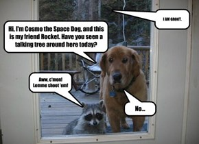 A sneak preview of Guardians of the Galaxy 2