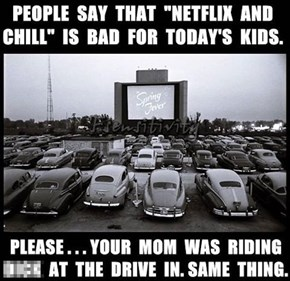 Drive-In and Chill