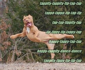 Happy Dancing!
