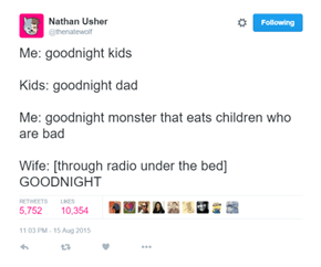 Your Wife's a Monster