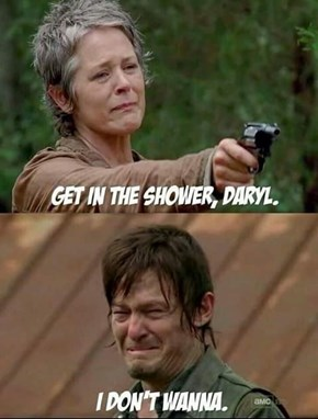 It's Been Six Seasons, Daryl. It's Time.