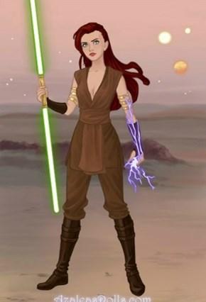 Star Wars Lizzie