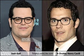 Josh Gad Totally Looks Like A Chubby Henry Cavill