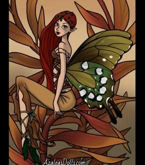 Fairy!Lizzie