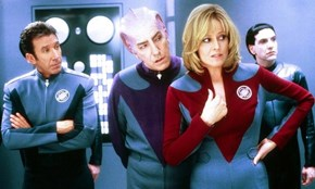 Sam Rockwell Says Alan Rickman's Passing Unraveled Plans for Galaxy Quest 2