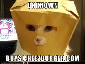 Who IS This Mystery Cat? Cheezpeeps Everywhere Want To Know!