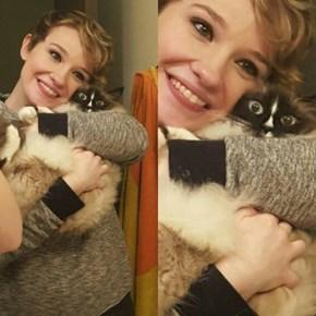 Her: We're in Love!  Cat: ...