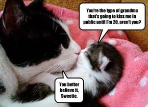 Aw, Grandma!