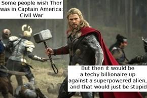 Epic Mismatch