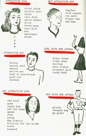 A Lesson in 1940s Lingo