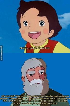 Abuelito dime tu
